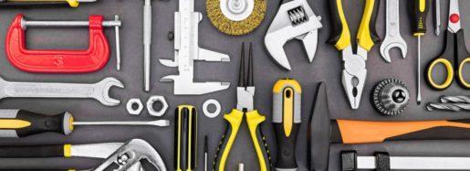 Tool Set Of Pliers