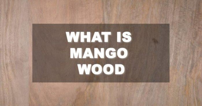 What is Mango Wood