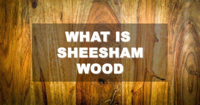 What is Sheesham Wood and What makes it different?