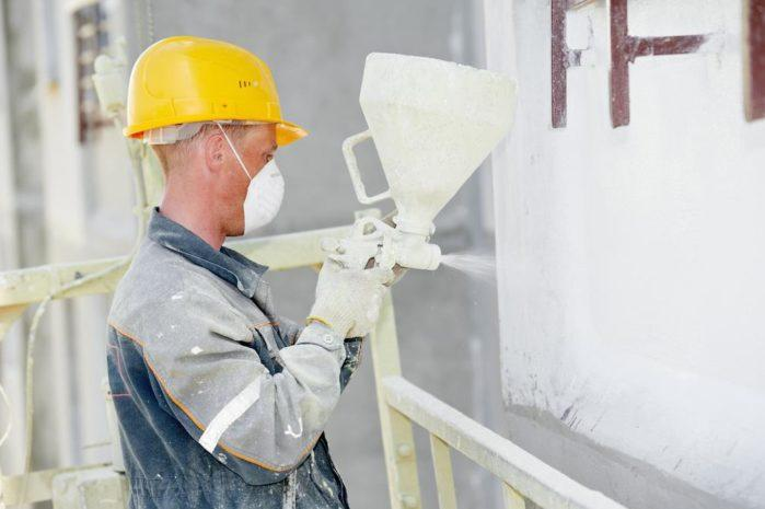 Steps to Follow for Spray Painting
