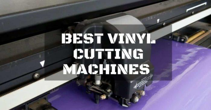 Best Vinyl Cutting Machines – Buyer's Guide and Reviews