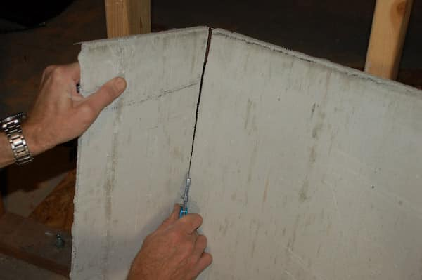 Easy Steps on How to Cut Cement Board