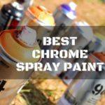 A Review of the Top Chrome Spray Paints