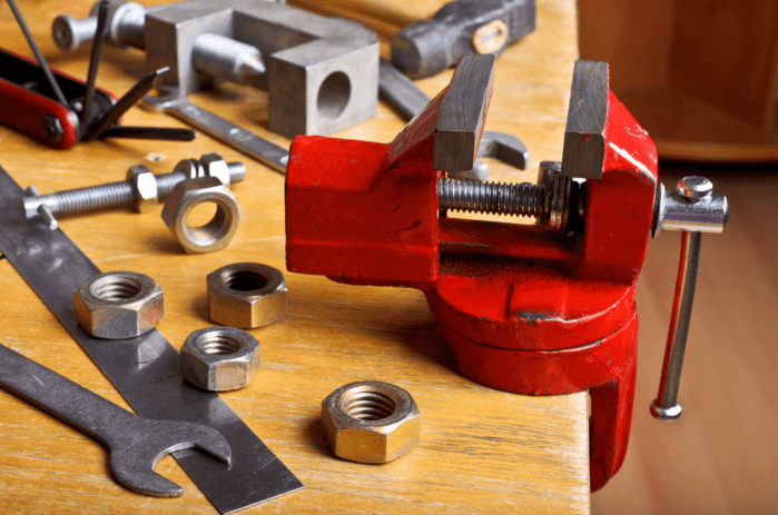 The Best Bench Vise for My Project: A Simple Buying Guide