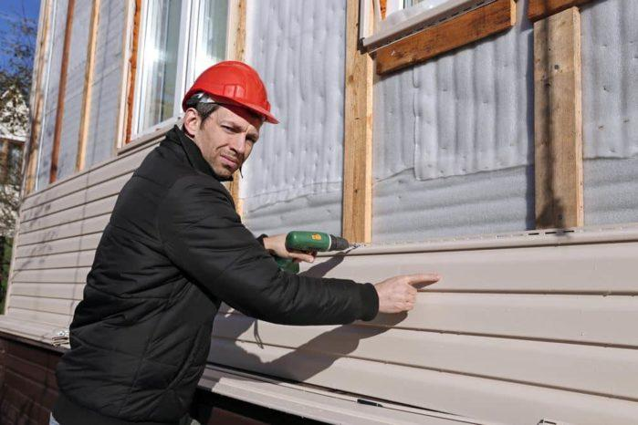Easy Steps On How To Repair Vinyl Siding Repairdaily Com