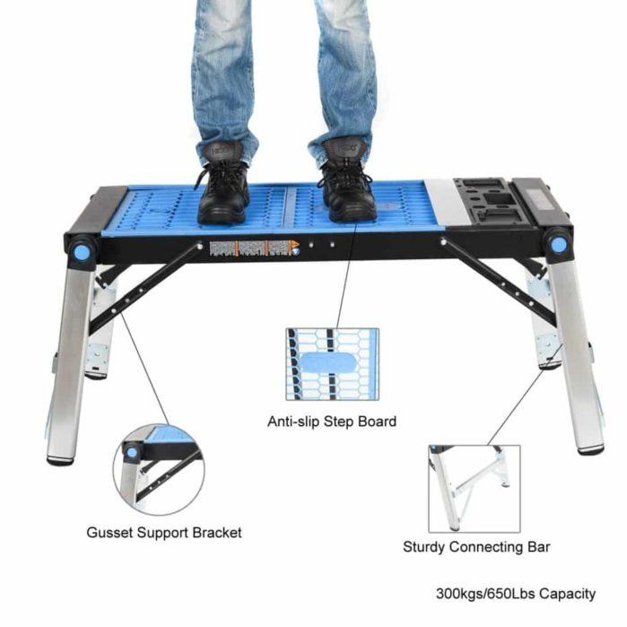 Owning the Best Portable Workbench Is Like Owning a Mobile Workshop