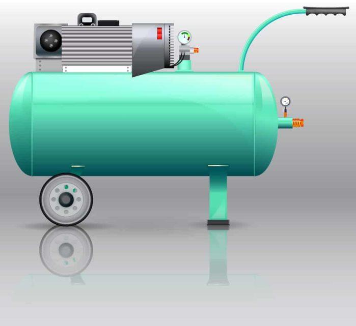 Pressure In An Air Compressor