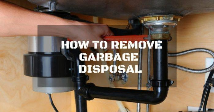How To Remove Garbage Disposal Repairdaily