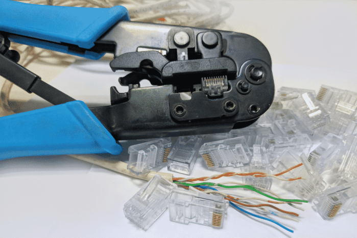 5 of the Best RJ45 Crimper For Perfecting 8 Position Connections