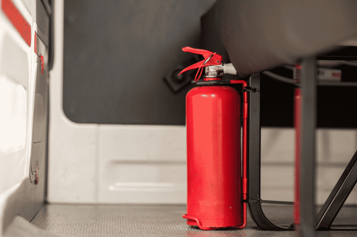 5 Of The Best Fire Extinguisher for Car: A Fireproof Guide