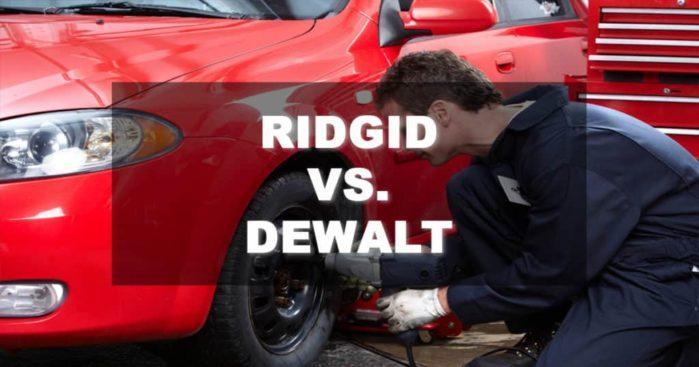 Ridgid vs. DEWALT: What is the Best Value for Money Brand?