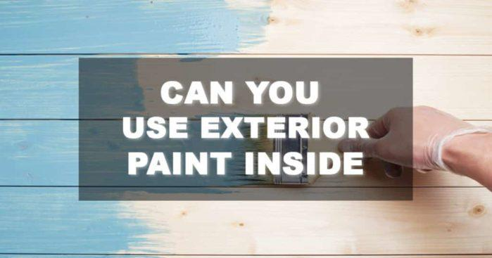 Repairdaily page 4 of 28 save time and make the best choice for Can you use exterior primer inside