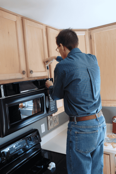 How to Remove Over-The-Range Microwave Made Easy
