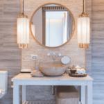 10 Hacks and Ideas to Design a Small Bathroom