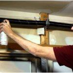 How To Lubricate Garage Door | 10 easy steps with video and pictures