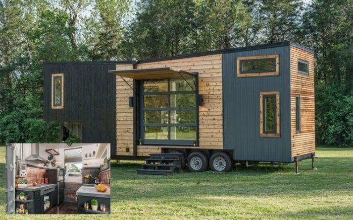 RV Hybrid House