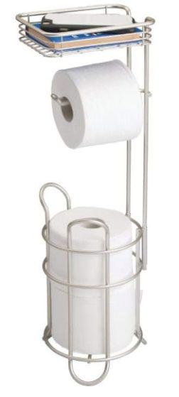 Metal Wire Toilet Paper Roll Holder