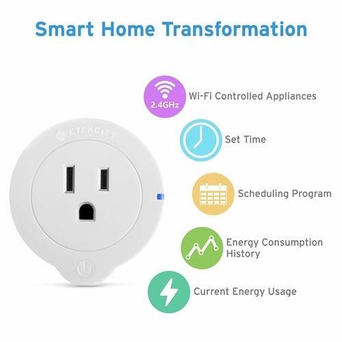 Smart Plug For Alexa