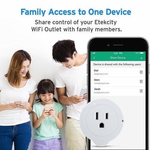 Smart Plug For Google Home