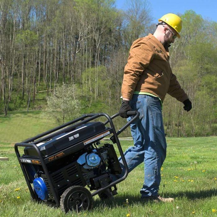 Standby Generator Use