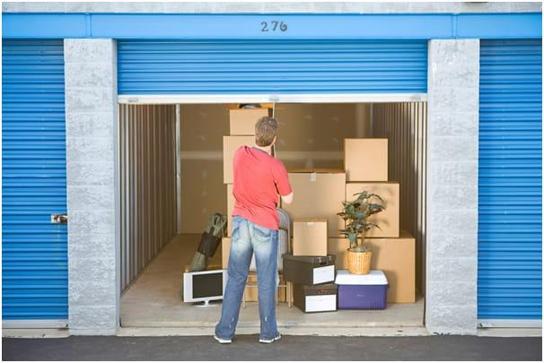 Cleaning Storage Units