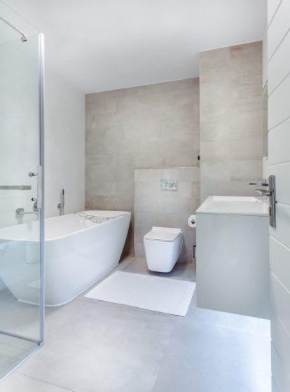 Installing A Doorless Shower
