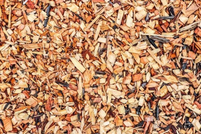 Create Garden Mulch