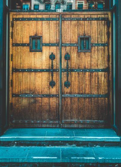 Wooden Front Door Maintenance