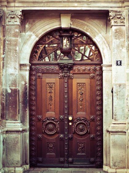 Wooden Front Door Repair