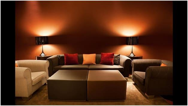Home Decoration With Lighting