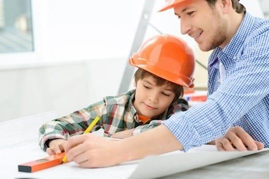 Weekend Home Improvement Projects With Your Kids