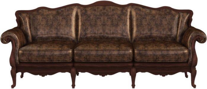 Leather repair for furniture