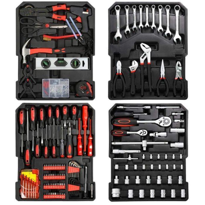 Yaheetech Tool Box
