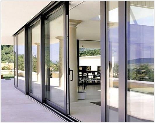 Beautiful Glass Door