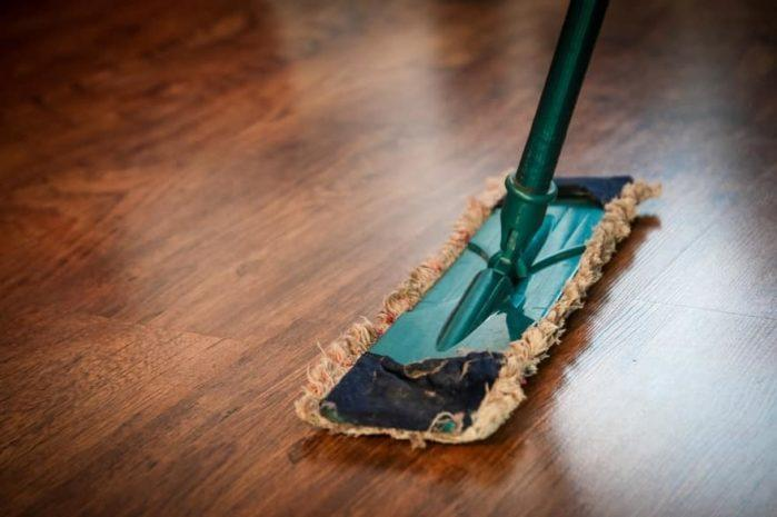 how to keep house clean