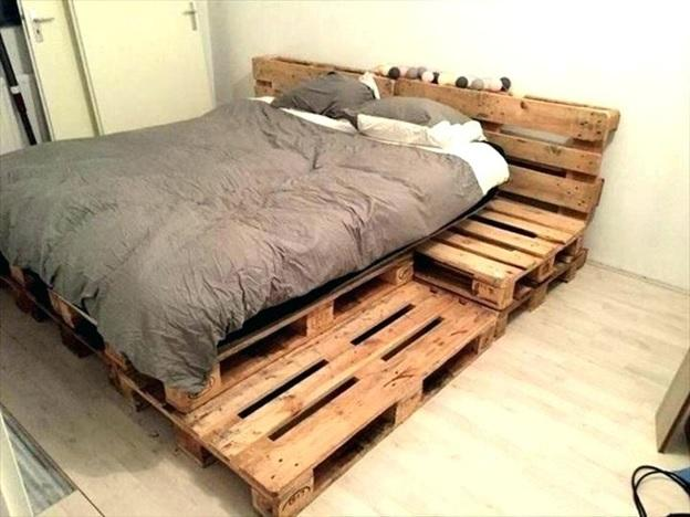Pallet Bed Frame Instructions Best Pallet Repairdaily