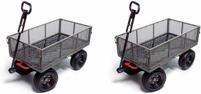 Dump Cart Maintenance Tips