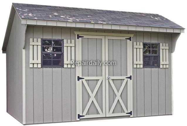 Why Backyard Storage Buildings Are Better Than A Shed