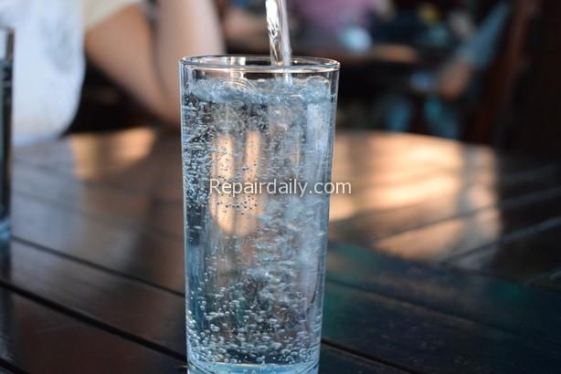 sulfuric water