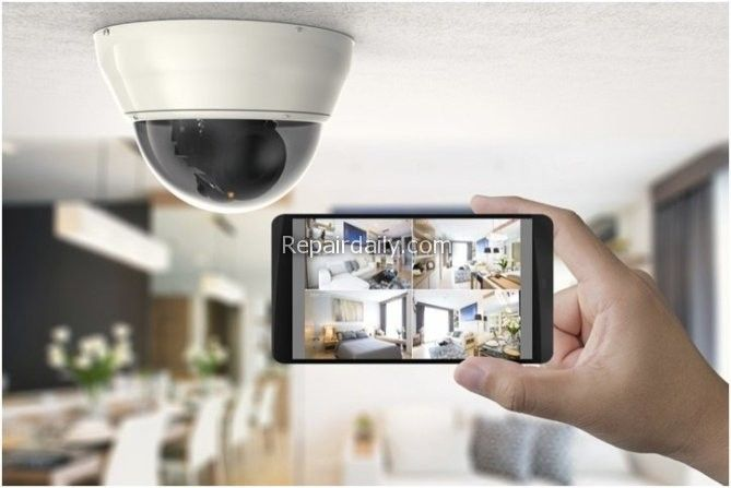 Installing a home security system