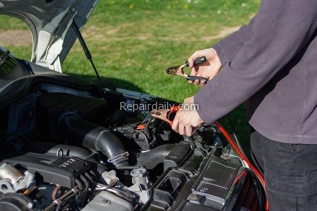 car engine battery repair