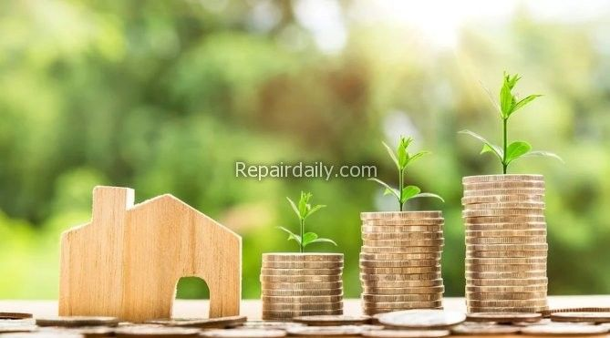 coins real estate savings