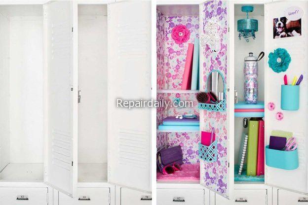 decorate locker