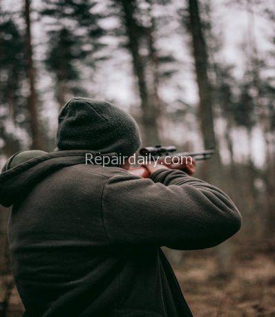 man gun hunt