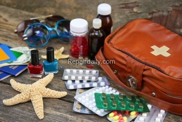 medicines for traveling