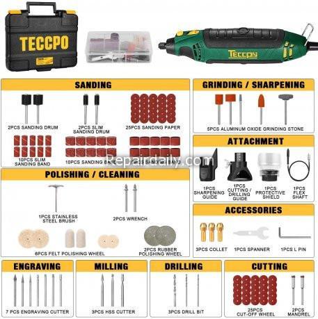Rotary tools