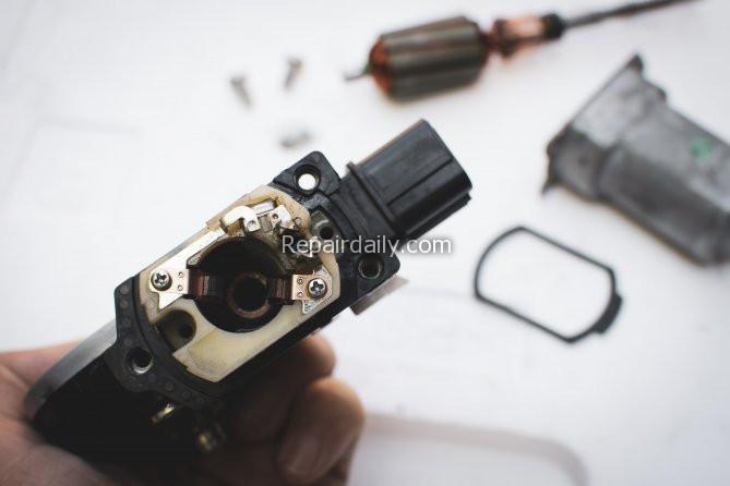 repair electric motor