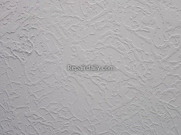 Hawk Skip trowel Drywall ceiling