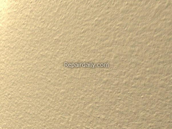Orange Peel Ceiling