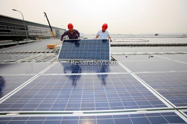 solar panel professionals